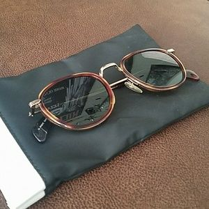 CELINE Sunglasses CL41423S 3UA85 Tortoise w/Gold